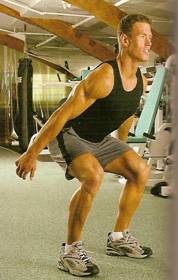 squat salto a due gambe