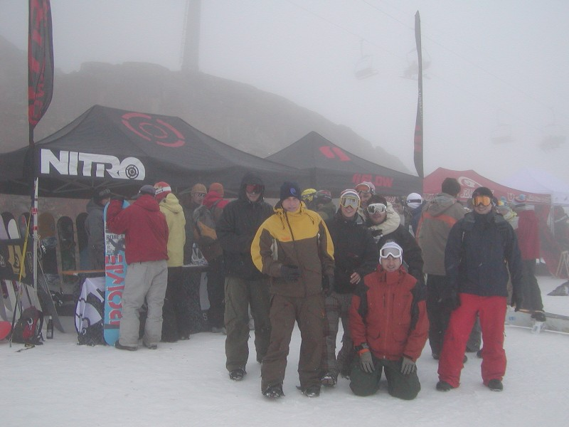 Hot Ice & nitro